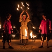 Feuer & Leucht Showact