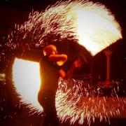 Feuershow MAD-HIAS Feuerkünstler