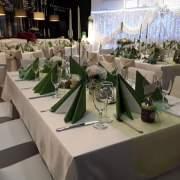 Der komplette Dekorationsservice für Hochzeit