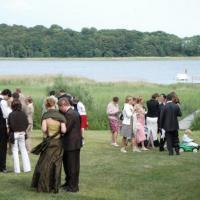 Hochzeitsgäste Gut Grubnow