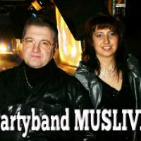 Partyband MUSLIVE