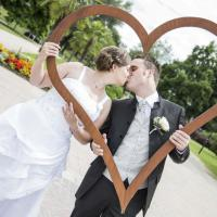 Außergewöhnliche Fotografie - modernart-wedding