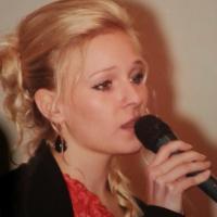 Sängerin Cathérine Monreal