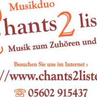 Musikduo Chants 2 listen