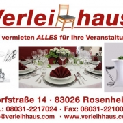 Verleihhaus