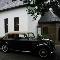 Oldtimer- Hochzeits- Fahrten