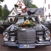 Fischer-Classic klassische Mercedes+US-Car