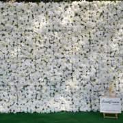 Blumenwand in 3 Größen als Fotohintergrund, ab 150 Euro
