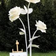 XXL Rosen 1,7 m, insgesamt 4 Stück, ab 45 Euro/Stk.