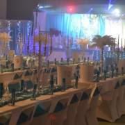 Dekoration MUsik-Show-Band Present